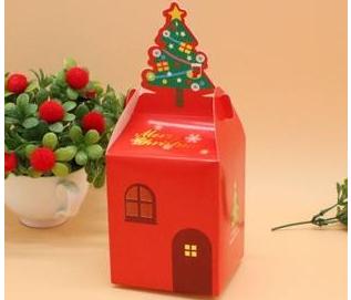 圣诞节苹果包装