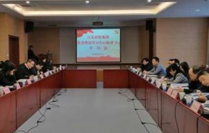 XX局2019年党委理论学习中心组年度总结