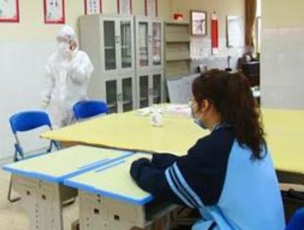 学校疫情防控工作自查情况报告 疫情防控工作情况报告