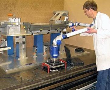 三坐标测量仪测量过程实验