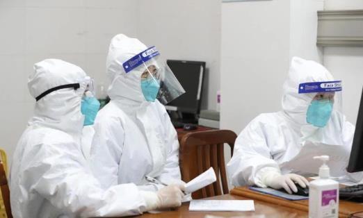 基层疫情防控工作情况报告