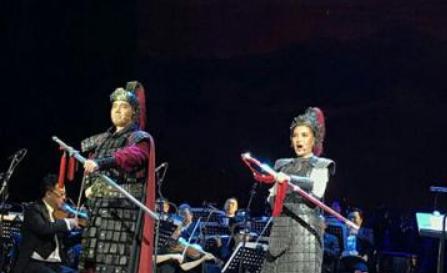 音乐欣赏期末论文 - 歌剧木兰诗篇赏析