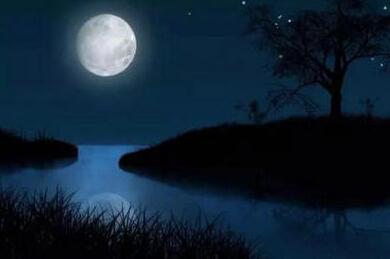 月圆的唯美句子