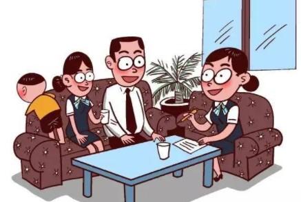 学校教师家访情况报告及汇报三篇